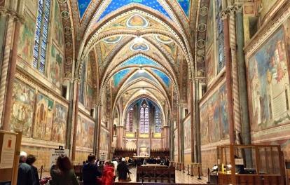 Basilica-Saint-Francis-inside
